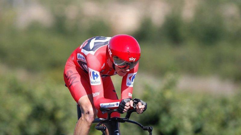 Cyclisme: Chris Froome comprend que les gens soient choqués par les soupçons de dopage