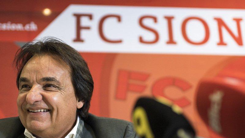 Affaire Fringer: Christian Constantin et Rolf Fringer font la paix devant une fondue