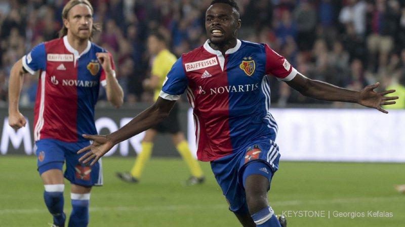 Football: Dimitri Oberlin dans le 11 de l'UEFA des nouveaux venus en Ligue des champions