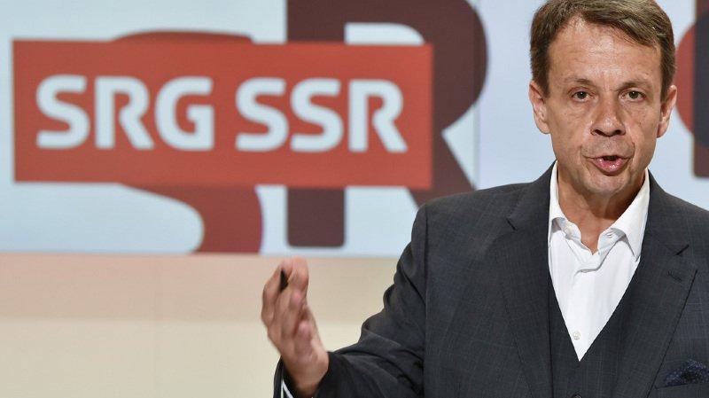"""Initiative """"No Billag"""": la SSR est prête """"à proposer des variantes"""", selon Gilles Marchand"""