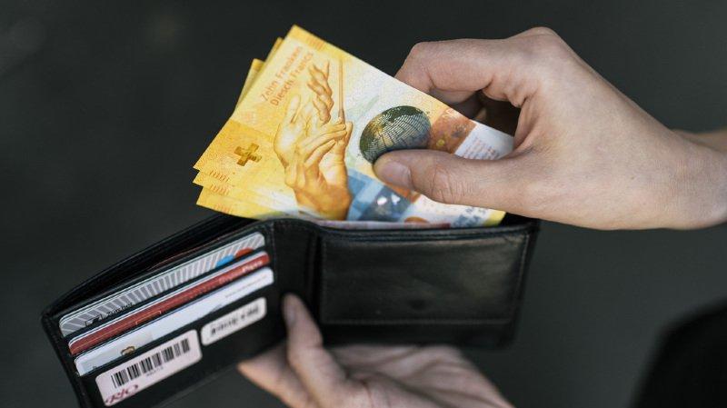 Les Romands espèrent avoir plus d'argent dans le porte-monnaie cette année.