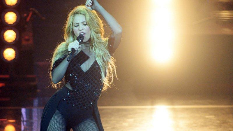La chanteuse Shakira avait annulé le concert en raison d'une maladie des cordes vocales.