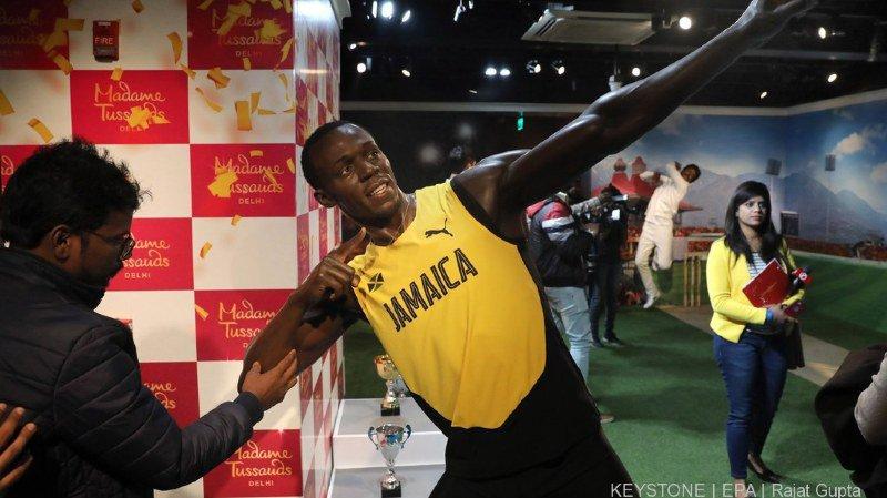 Usain Bolt se dit prêt à s'entraîner si le club allemand le trouve bon (archives).