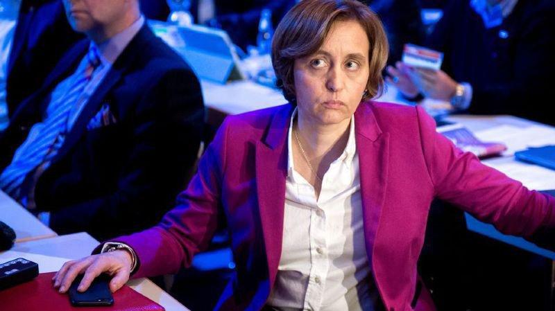 La députée avait dénoncé le fait que la police de Cologne ait publié ses messages de prudence et d'information à la population locale également en arabe pour la Saint-Sylvestre.