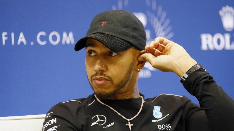 Lewis Hamilton présente ses excuses suite à la publication d'une vidéo montrant son neveu déguisé en princesse