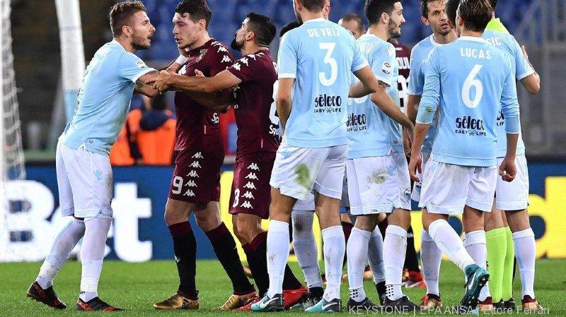 Football: des supporters de la Lazio attaquent un arbitre en justice parce qu'il n'a pas sifflé un penalty