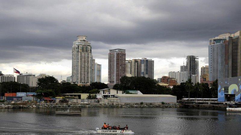 Une tempête tropicale fait 3 morts — Philippines
