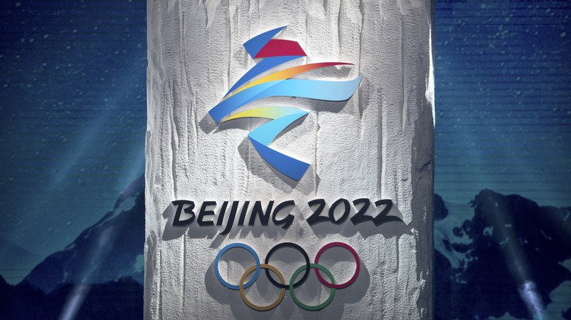 Jeux olympiques d'hiver 2022: le logo dévoilé à Pékin