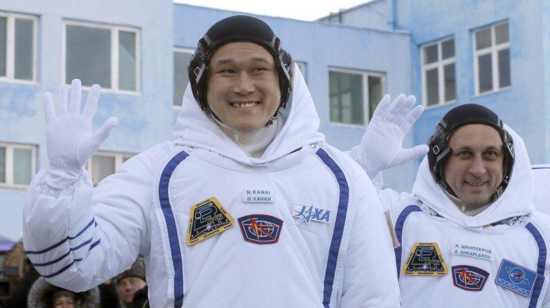 Insolite: un astronaute japonais aurait grandi de 9 cm dans l'espace