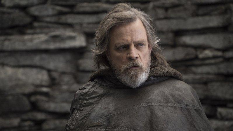 """""""Star Wars: Les dernier Jedi"""" reste en tête du box-office américain"""