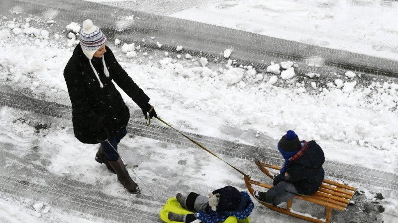Météo: les Noëls en Suisse sont-ils vraiment de moins en moins blancs?