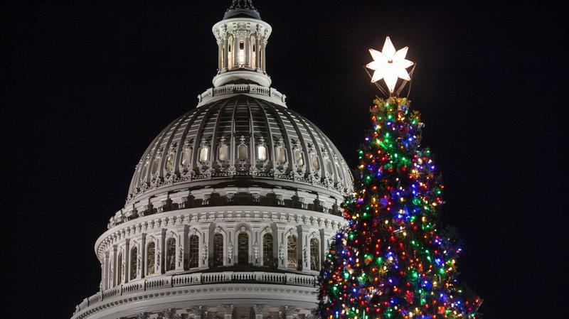 Etats-Unis: le Sénat accepte la baisse d'impôts, victoire assurée pour Donald Trump
