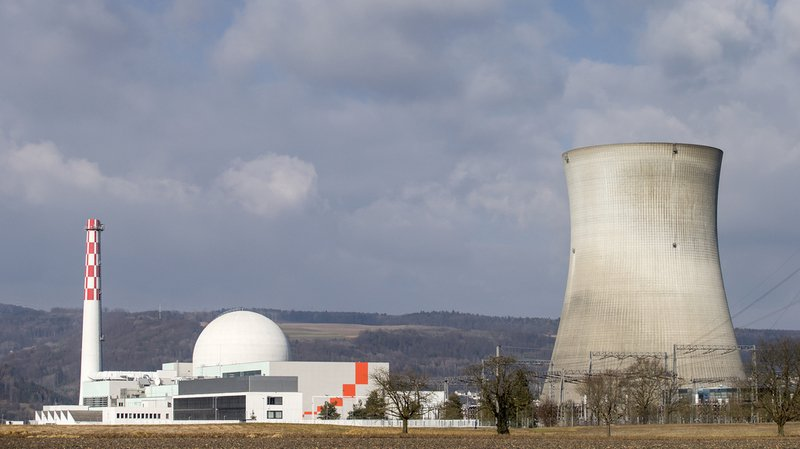 La centrale de Leibstadt (AG) a été rebranchée au réseau