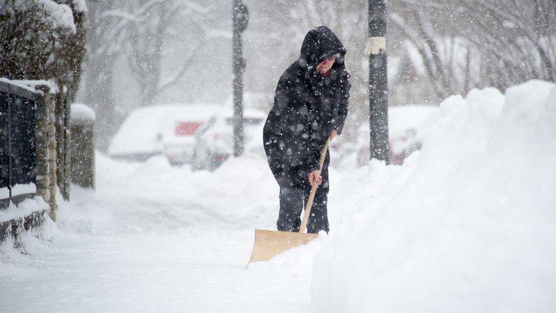 Jusqu'à 50 centimètres de neige fraîche dans les Alpes