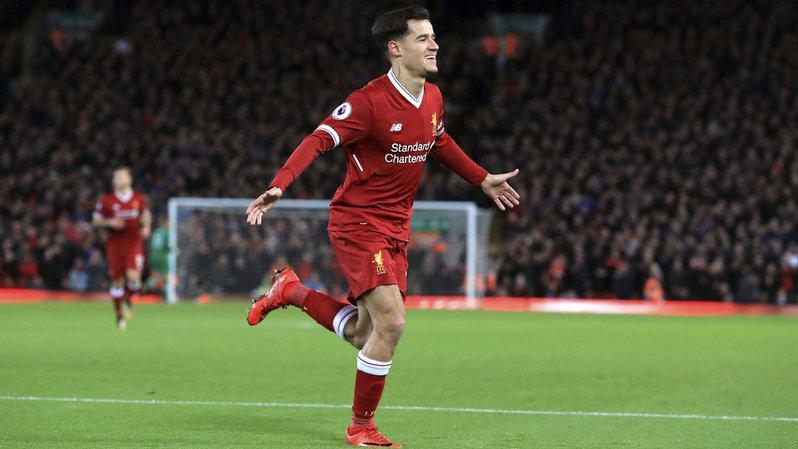 Football: Nike vend un maillot du Barça avec Coutinho, alors qu'il joue toujours à Liverpool