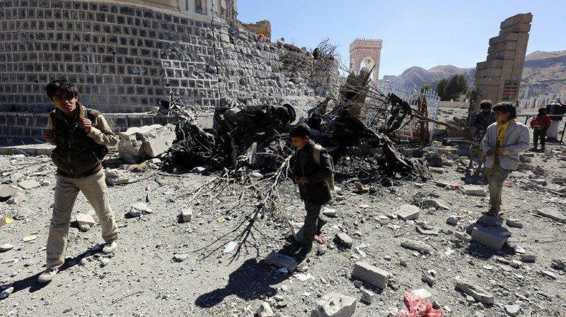 Yémen: une septantaine de civils tués dans des raids de la coalition