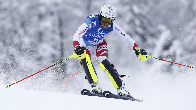 Ski - CM de slalom dames à Lienz: Shiffrin en tête après la 1re manche, Holdener 3e, Meillard 6e