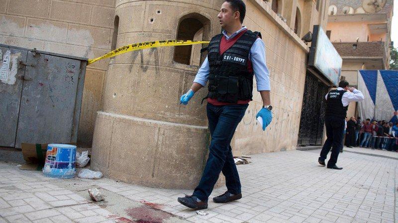 Egypte: attaque meurtrière contre une église au Caire, l'EI revendique