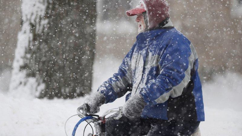 Etats-Unis: une vague de froid polaire saisit le pays à l'approche du Nouvel An
