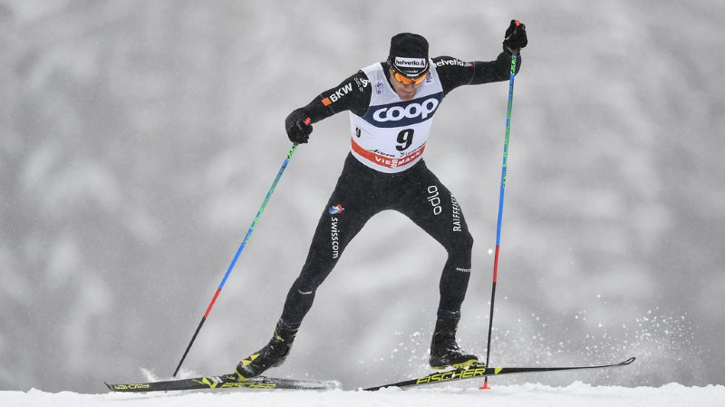 Ski de fond: Dario Cologna renoue avec le succès à Lenzerheide après 3 ans de disette