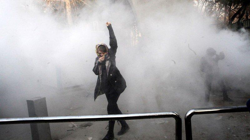 Nouvelles manifestations en Iran après l'appel au calme de Rohani: 4 morts