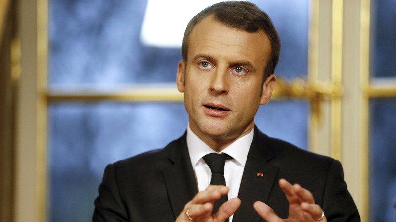 Emmanuel Macron appelle les Français à la concorde et l'Europe au sursaut