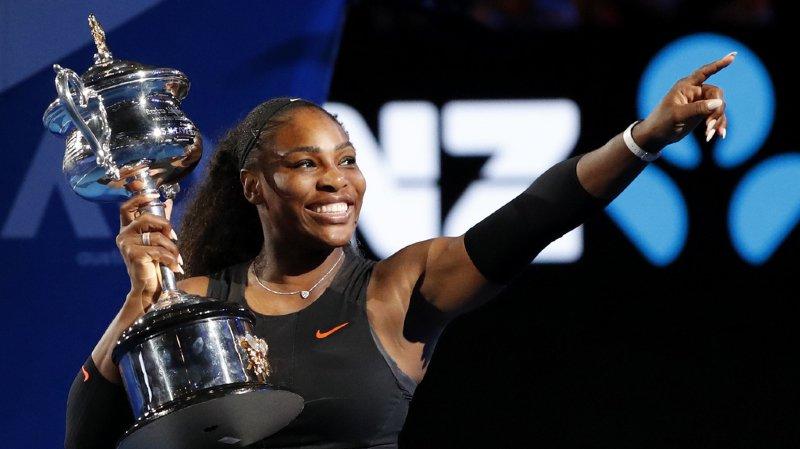 Open d'Australie: Serena Williams renonce à disputer le tournoi