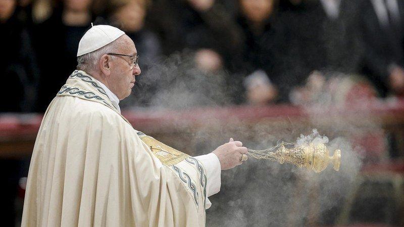 Le pape François déplore une année 2017 de guerres et d'injustices