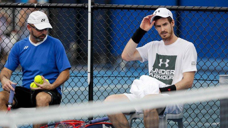 Andy Murray vient de subir une opération de la hanche.