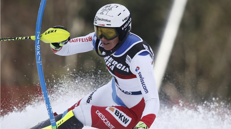 Ski alpin: Wendy Holdener termine 2e du slalom de Zagreb remporté par Mikaela Shiffrin