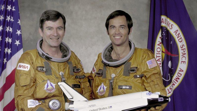 Carnet noir: mort de l'astronaute John Young, pionnier des sorties dans l'espace