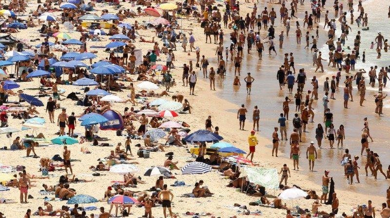 Pendant que l'Amérique du nord gèle, l'Australie suffoque sous des températures record