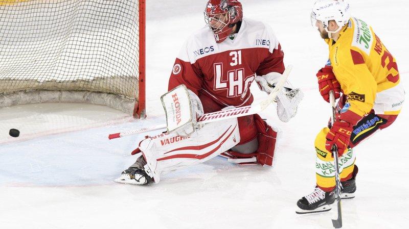Hockey - National League: Lausanne perd deux points face à un Langnau coriace