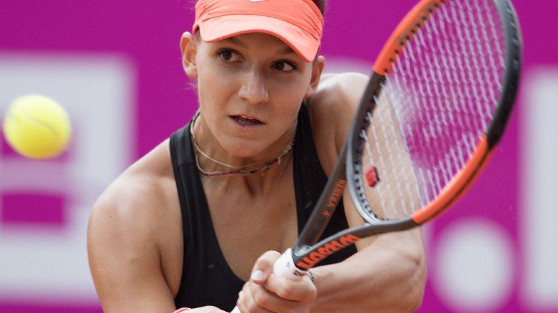 Elle a annoncé durant la semaine quitter le giron helvétique afin de jouer pour l'Espagne, le pays de sa mère.