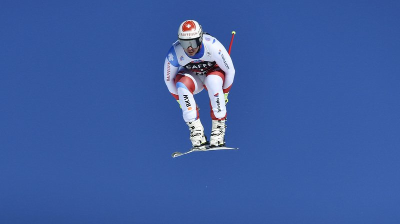 Ski alpin: Beat Feuz remporte la descente du Lauberhorn à Wengen