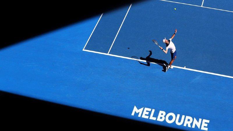 Absent depuis Wimbledon, Novak Djokovic a parfaitement négocié son premier tour.