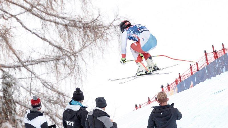 Ski alpin: le Super-G de Kitzbühel repoussé à 13 heures
