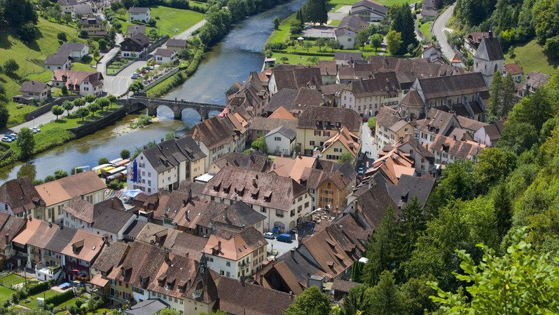 Tempête Carmen: 1200 foyers ont été privés d'électricité dans le Jura