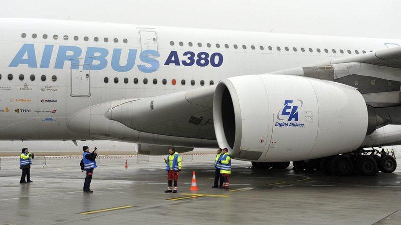 Airbus a livré plus de 700 avions en 2017, un record