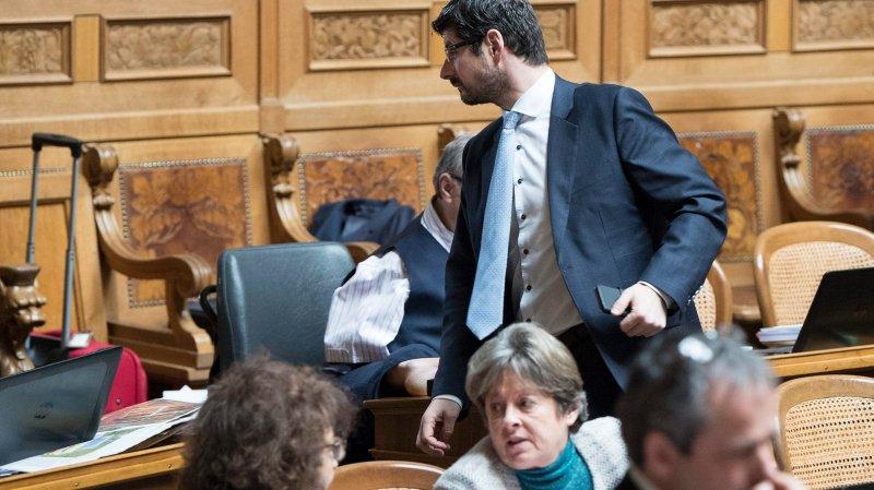 Yannick Buttet abandonne le Parlement fédéral