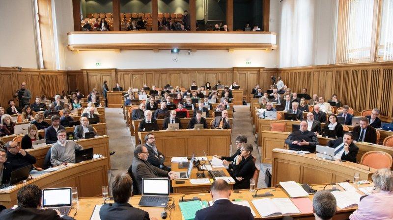 Hier soir, les députés ne s'étaient pas encore prononcés sur le budget