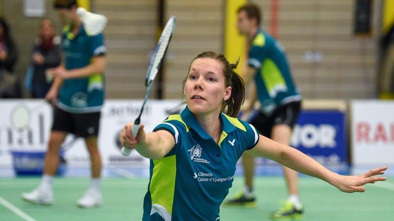Sabrina Jaquet remporte un trentième titre national