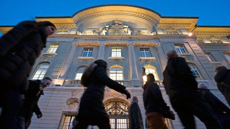 La Banque nationale suisse a engrangé, en 2017, un bénéfice de 54milliards de francs.