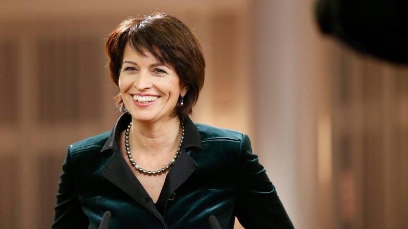 Doris Leuthard pourrait annoncer  sa démission peu après la votation  «No Billag», selon «Blick».