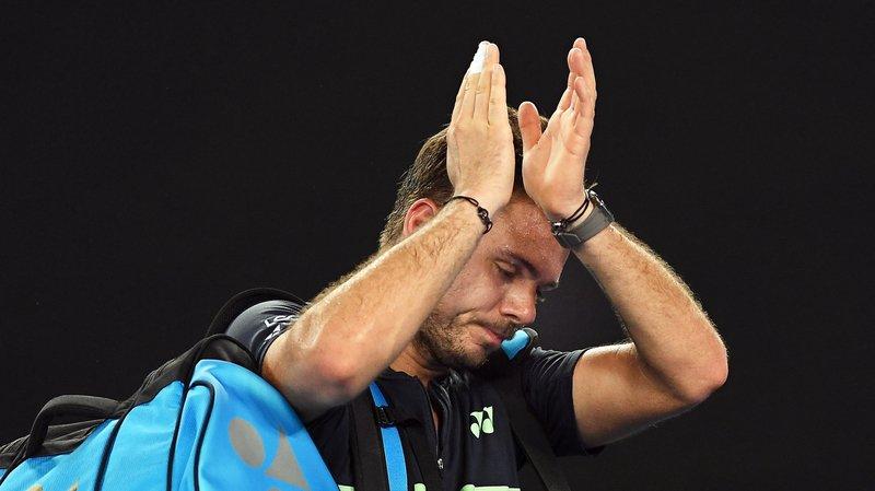 ATP - Rome Retour raté pour Wawrinka