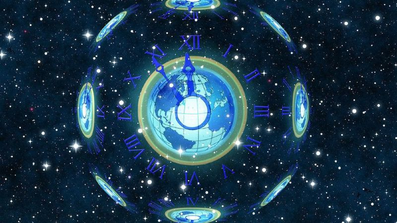 Actuellement, nous sommes à 2 minutes 30 de la fin du monde.