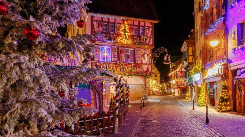 Bâle et Berne dans le top 20 des plus beaux marchés de Noël européens