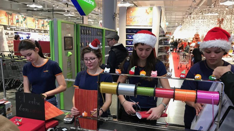 Pas de ruée avant Noël dans les commerces neuchâtelois