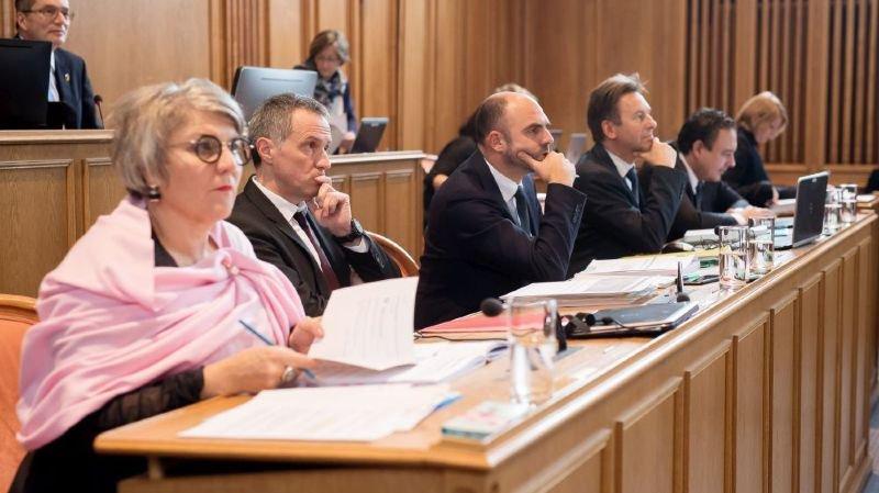 Les réactions après le refus du budget de l'Etat de Neuchâtel