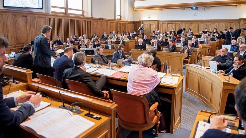 Le PS neuchâtelois veut changer la loi pour faire passer le budget en force